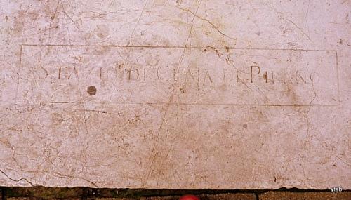 This one says: Stazio di cuna di Pirano